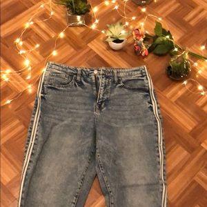 Denim - Vintage high rise mom jeans